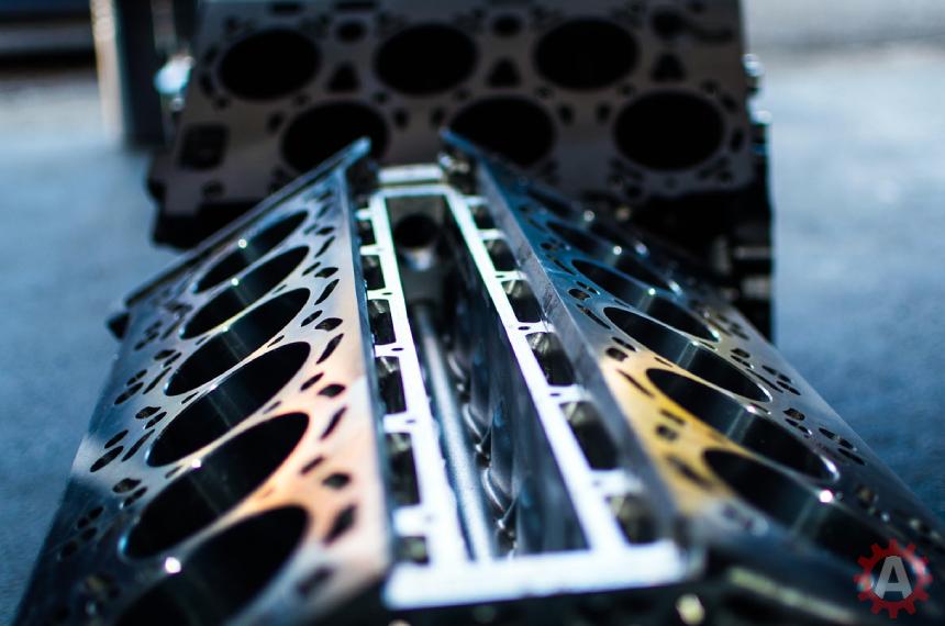 bloque motor 12 cilindros